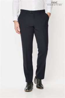 Signature Travel Suit: Trousers
