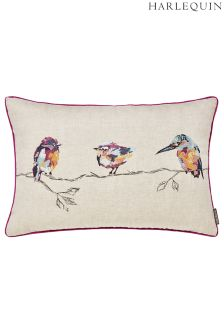 Harlequin Salice Birds Cushion