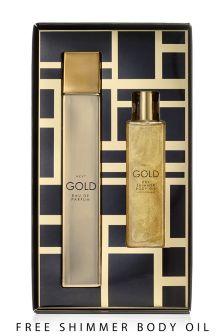 Gold Fragrance Gift