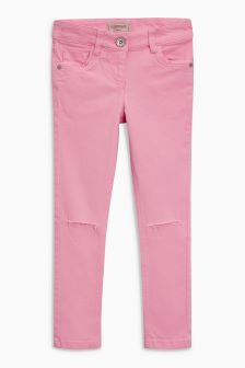 Cut Knee Skinny Jeans (3-16yrs)