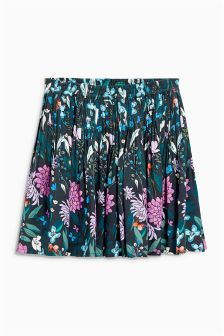 Floral Flippy Skirt (3-16yrs)