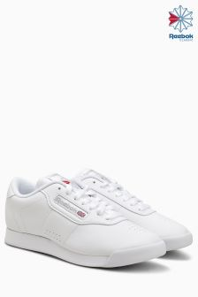 Reebok White Princess Trainer