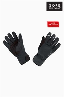 Gore Black Thermo Gloves