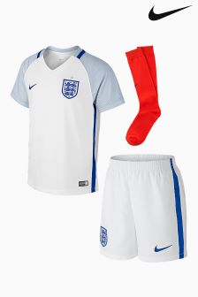 Nike 2016 England Home Football Kit