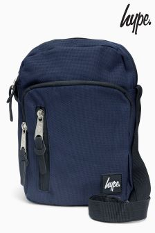 Hype Navy Road Bag