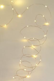 Copper 100 Warm White Line Lights