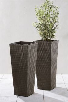 Set Of 2 90cm Monaco Planters