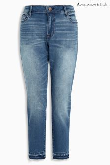 Abercrombie & Fitch Mid Wash Skinny Jean