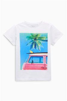 Camper Van T-Shirt (3-16yrs)