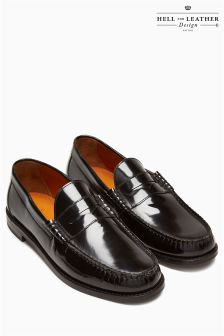 High Shine Loafer