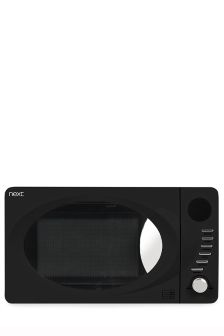 800W Microwave Studio Collection By Next