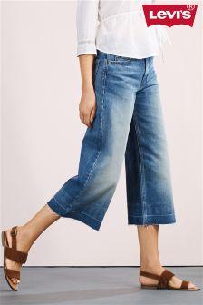 Levi's® Girl Trip Wide Leg Culotte