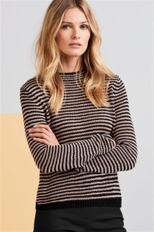Stripe Stitch Sweater