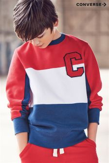 Converse Colourblock Crew