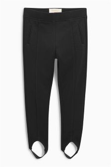 Stirrup Ponte Skinny Trousers (3-16yrs)