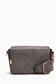 Buckle Strap Bag