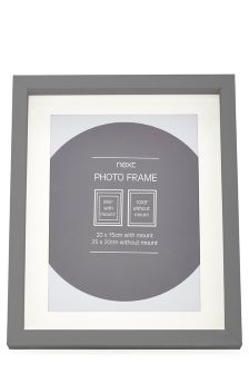 "Single Photo Frame 8 x 6"""