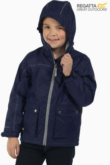 Regatta Navy Surfspr Malham Waterproof Insulated Jacket