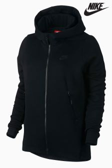 Nike Black Tech Fleece Hoody