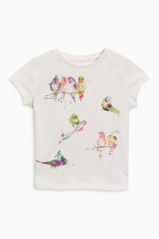 Bird T-Shirt (3mths-6yrs)