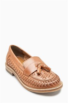 Woven Loafers (Older Boys)