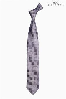Signature Made In Italy Tie