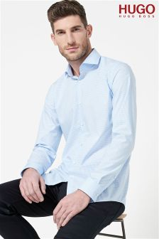 Hugo By Boss Fine Stripe Shirt