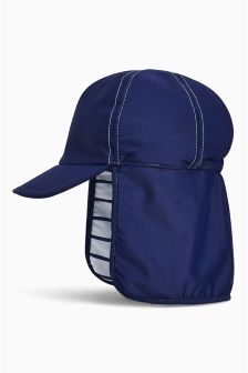 Stripe Legionnaire Hat (Younger Boys)