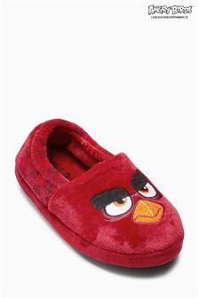 Angry Birds Slippers (Older Boys)
