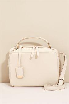 Boxy Across-Body Bag