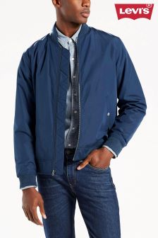 Levi's® Navy Thermore Bomber Jacket