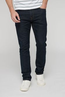 Mens Slim Fit Jeans | Stretch & Belted Slim Fit Jeans | Next UK