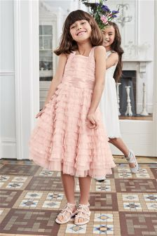 Tulle Dress (3-14yrs)