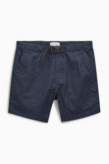 Buckle Cargo Shorts