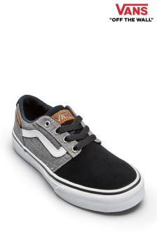 Vans Black/Grey Chapman