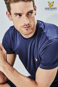 Lyle & Scott Navy Peters T-Shirt