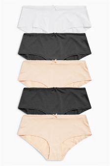 Microfibre Shorts Five Pack