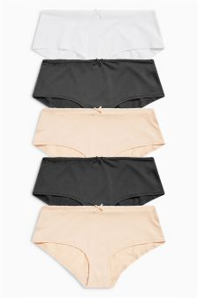 Microfibre Shorts Five Pack