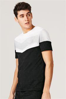 Chevron Print T-shirt