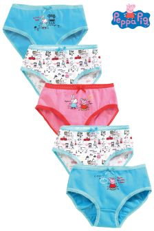 Peppa Pig™ Briefs Five Pack (1.5-6yrs)