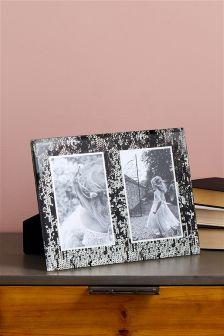 Glitter Sequin Desk Frame