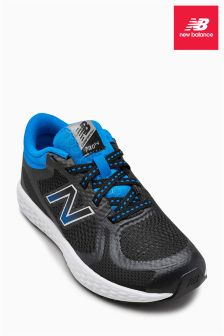 New Balance 720 Black/Blue Trainer