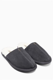 Luxury Sheepskin Mule