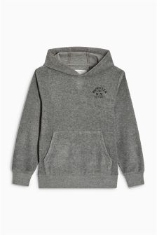 Hooded Fleece Top (3-16yrs)