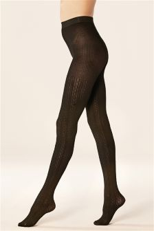 Thermogen Cable Tights