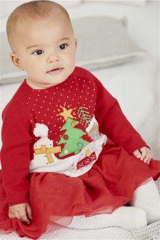 Christmas Jumper (0mths-2yrs)