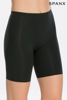 Spanx® Black Thin Shorts