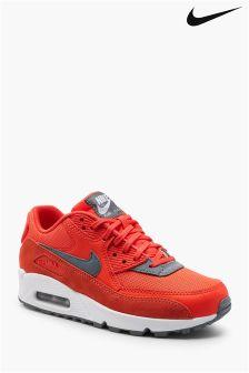 Nike Orange Air Max 90