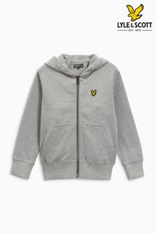 Lyle & Scott Zip Fleece Hoody