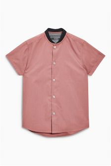 Short Sleeve Baseball Shirt (3-16yrs)